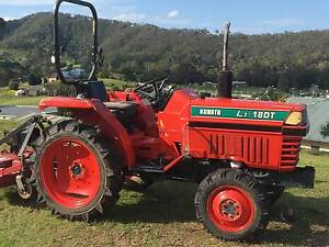 Best tractor for small acreage. Wongawallan Gold Coast North Preview