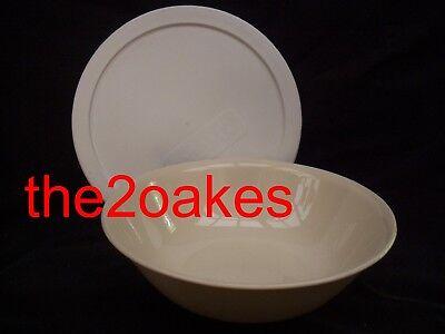 Corelle SANDSTONE BEIGE Serving Vegetable 1 quart Bowl 8-1/2