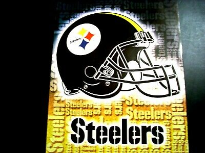 PITTSBURGH STEELERS Helmet NFL Football 16x20 Poster Nfl Steelers Helmet