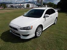 2008 Mitsubishi Lancer VRX Sedan Parramatta Park Cairns City Preview