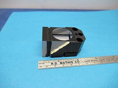 Polylite Prism Reichert Austria Optics Microscope Part As Is 85-a-46