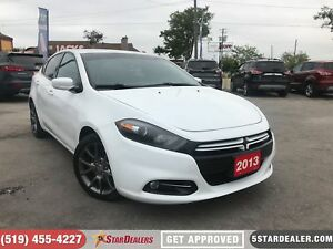 2013 Dodge Dart Rallye | CAR LOANS APPROVED