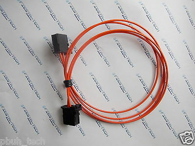 MOST fiber optic optical cable male to male for BMW Mercedes Audi Porsche 3M