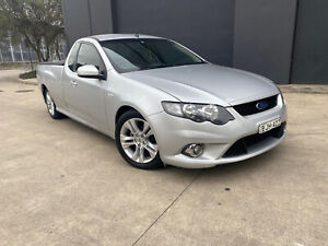 FINANCE FROM $64 PER WEEK* - 2009 FORD FALCON XR6 UTE CAR LOAN Hoxton Park Liverpool Area Preview