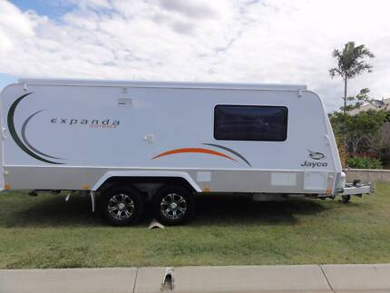 Jayco Expanda  - Outback 17.5 ft with Bunks and Annex!! Calliope Gladstone Surrounds Preview
