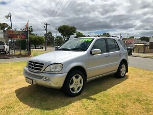 2002 Mercedes ML500  V8 AWD Maddington Gosnells Area Preview