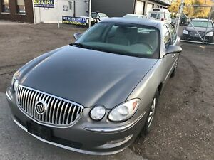 2009 Buick Allure CX Sedan ONLY 15443 KM YES ONLY 15,443 sold