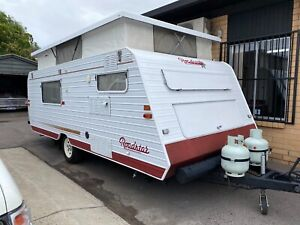 Roadstar Poptop IMMAC. *Single Beds* Full Annex* Battery* Front Entry Broadview Port Adelaide Area Preview