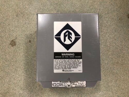 Franklin Electric 2823018110 Control Box, 2HP 230V 60HZ