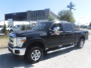 2015 Ford F-250 SD XLT Crew Cab 4WD Short Box