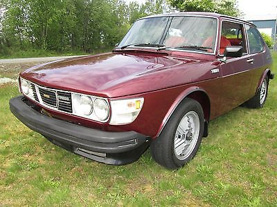 1978 Saab Other  1978 SAAB 99 TURBO  very nice collectable car  NO RESERVE !!    will be sold