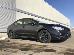 2018 Subaru WRX Base (lease take-over)