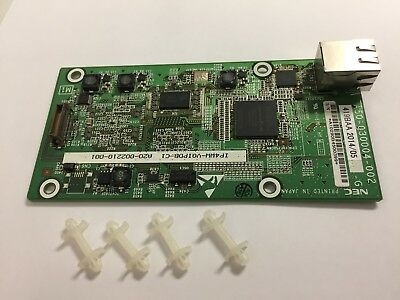 Nec 16-channel Voip Daughter Board 1100111 Ip4ww-voipdb-c1 New