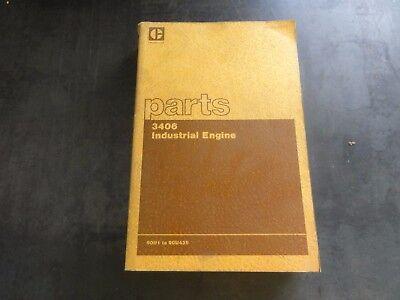 Caterpillar Cat 3306 Natural Gas Engine Parts Manual  Sebp1213-01