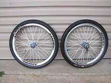 "Sun Envy Rims 20x1.75"" with Profile Mini hubs & tyres Home Hill Burdekin Area Preview"
