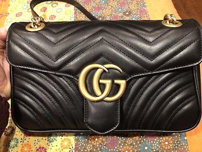 Gucci GG Marmont Matelasse, Small