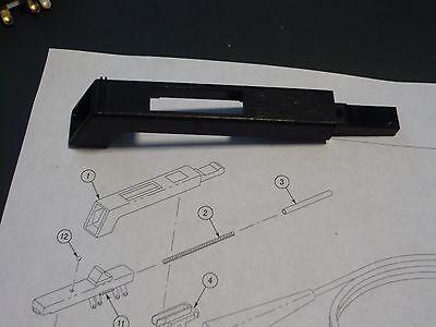 Tektronix A6302 A6302xl Current Probe Upper Body Shell Part 204-0288-03