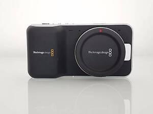 Blackmagic Pocket Cinema Camera + 25mm Olympus Lens Melbourne CBD Melbourne City Preview
