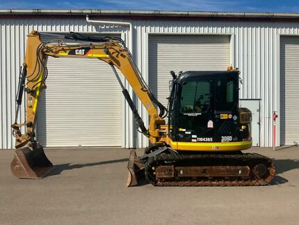 Caterpillar 308D CR Excavator Penrith Penrith Area Preview