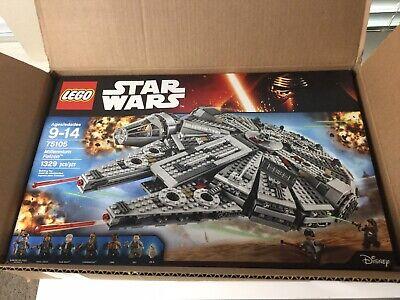 LEGO Star Wars Millennium Falcon 75105 Brand New Factory Sealed MISB