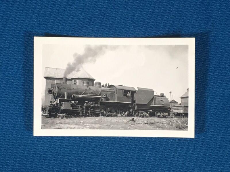 Erie Railroad Train Engine Locomotive No. 1703 Antique Photo