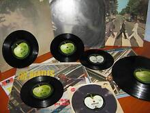 THE BEATLES/ JOHN LENNON  - RECORDS! Cannon Hill Brisbane South East Preview