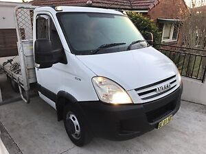 Iveco Daily 50C18 Beverly Hills Hurstville Area Preview