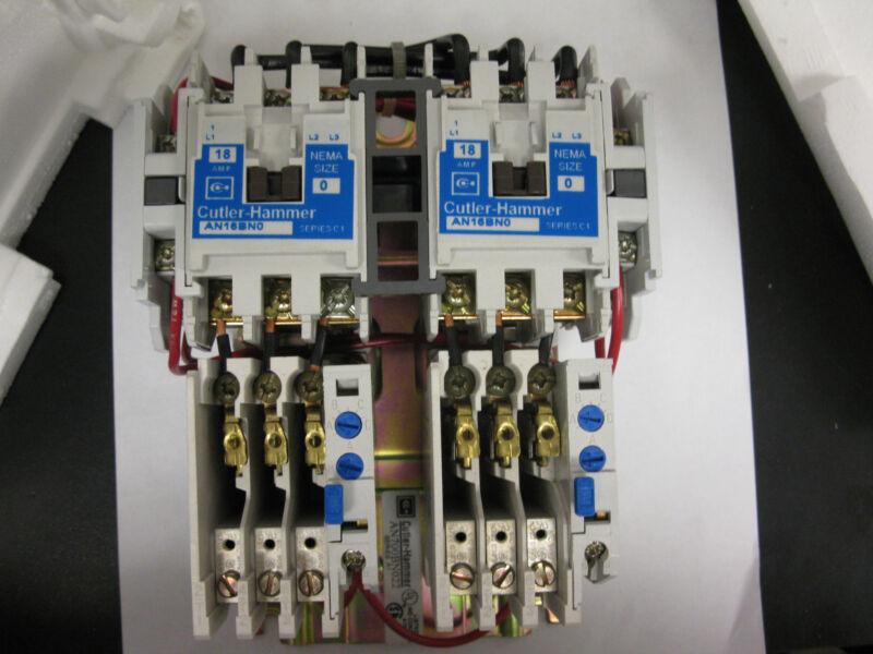 Cutler-Hammer AN700BN022A Multispeed Starter