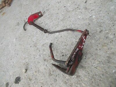 International 656 Ihc Row Crop Tractor Ih Brake Lock Assembly
