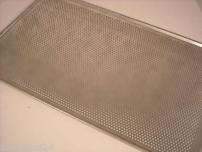 Alu-Lochblech GN 1/1 325x530x10mm, 5 Stück