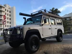 2000 Land Rover Defender