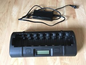 Maha CH-808M Eight Battery Charger