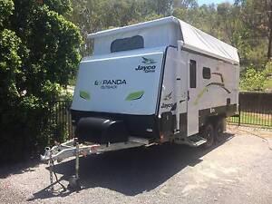 2015 Jayco Expanda Outback 17.56-2 Kirkwood Gladstone City Preview