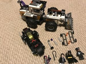 BATMAN LEGO DOUBLE DEMOLITION SET