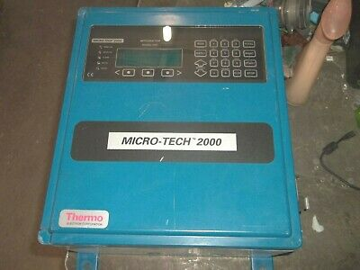 Thermo Scientific Micro Tech 2000 Model 2001 Ramsey Integrator L1