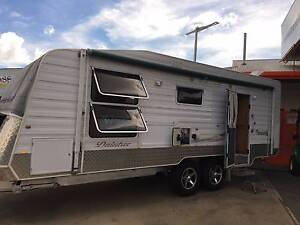 2010 ROADSTAR DAINTREE CARAVAN 21'6 Caboolture Caboolture Area Preview