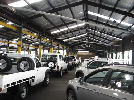 DUAL CAB 4X4'S,HOLDEN CAPTIVA'S SUV'S FROM $120 P/W Eagle Farm Brisbane North East Preview