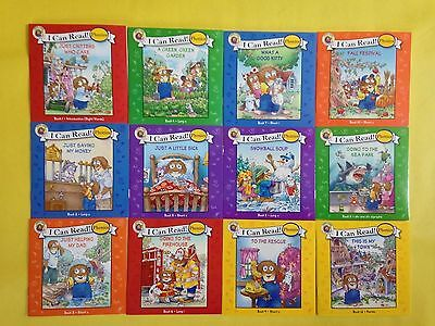 Little Critter Childrens Phonics I Can Read Books Early Readers Lot 12 NEW