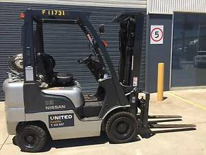 Used 2005 Nissan 1.8T LPG Forklift  32-FI1731 Laverton North Wyndham Area Preview