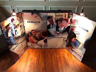 Showmax Portable Table Top Display Board. 72x36