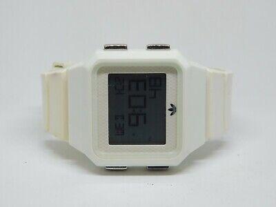 Adidas ADH4000 White Tone Quartz Digital Unisex Watch