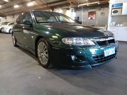 ORIGINAL 2001 HSV Senator Sedan Bentley Canning Area Preview