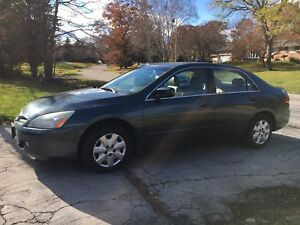 2004 Honda Accord EXL