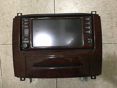 2004 -2006 Cadillac SRX Navigation Audio Information Display Screen 25772902 OEM