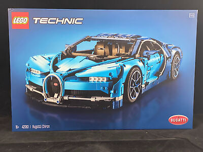 LEGO 42083 Technic Bugatti Chiron New Sealed! 16+ 3599pcs