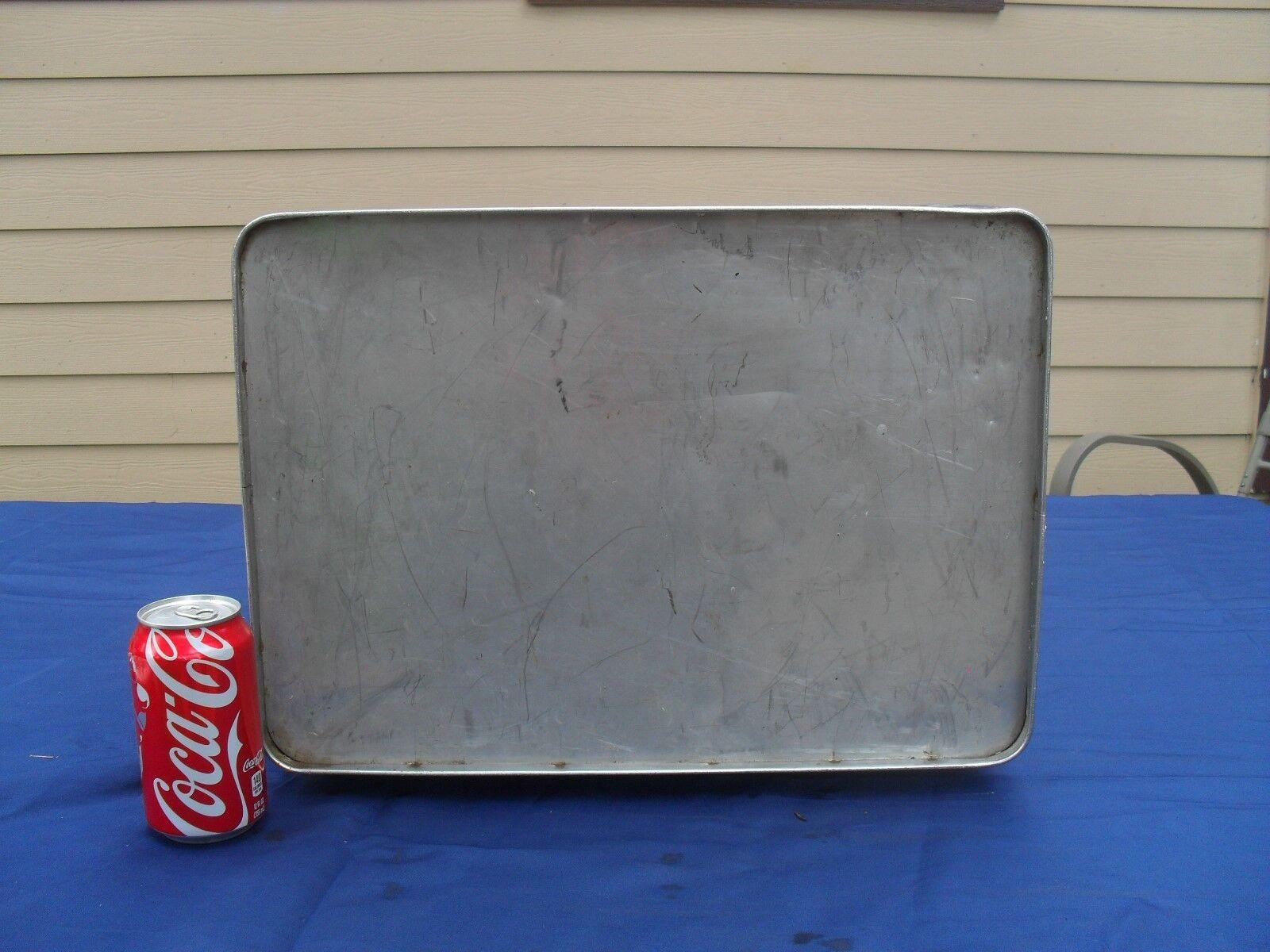 vintage embossed coca cola stainless steel cooler chest w bottle opener picclick uk. Black Bedroom Furniture Sets. Home Design Ideas