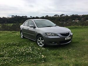 Mazda 3 Maxx Sport 2004 Garden Suburb Lake Macquarie Area Preview
