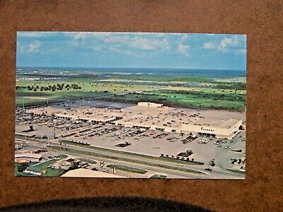 Fort Myers Florida FL Aerial View Edison (Florida Mall Florida)