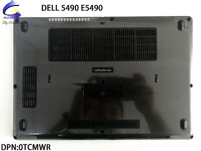 New For Dell Latitude E5490 5490 Bottom Case Lower Cover DP/N 0TCMWR TCMWR