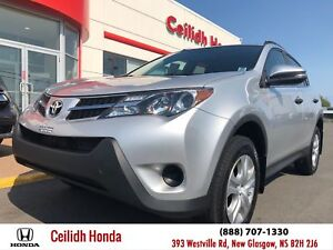 2013 Toyota RAV4 LE (A6)   LOW PAYMENTS!